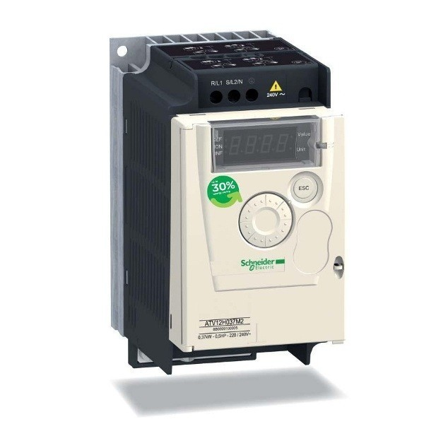 Variador de frecuencia Altivar 12 0,37KW/0,5HP 2x230V