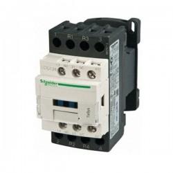 Contactor 3 polos 9A. Tensión de bobina 24VAC